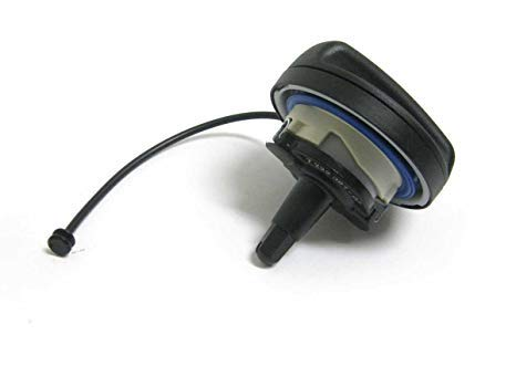 BMW (99-10) e39 e46 e60 etc Gas Fuel Cap +tether GENUINE oem ()