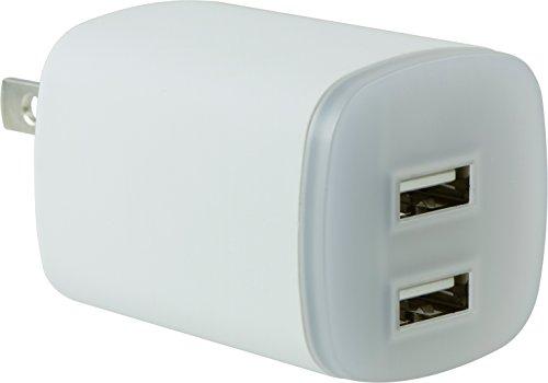 Jasco 13277 LED Night Light USB Charging Station