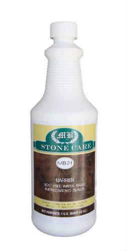 MB Stone Care Barrier by MB-24 Barrier