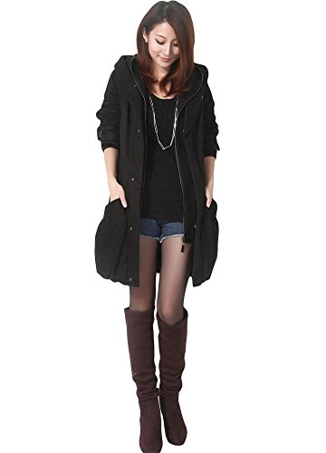 Cappotto Style2 Matchlife Cappotto Donna black Style2 Matchlife Donna Eqqf1grw