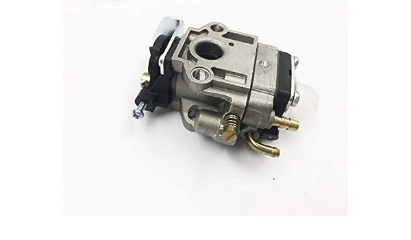 Doctor Machine - Carburador para desbrozadora de 25 CC ...