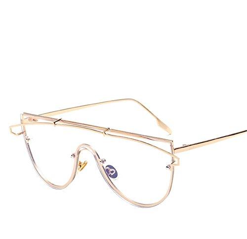 Tendencia Sol UV Gafas De De Europea Gafas Sol 4 Americana Protección Lente De De De Y Una 2018 Pieza De Océano Nuevas 1 Océano Personalidad Película zzYOgq
