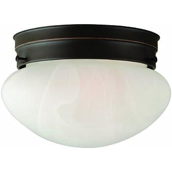 design house 514547 millbridge 1 light ceiling light oil rubbed bronze