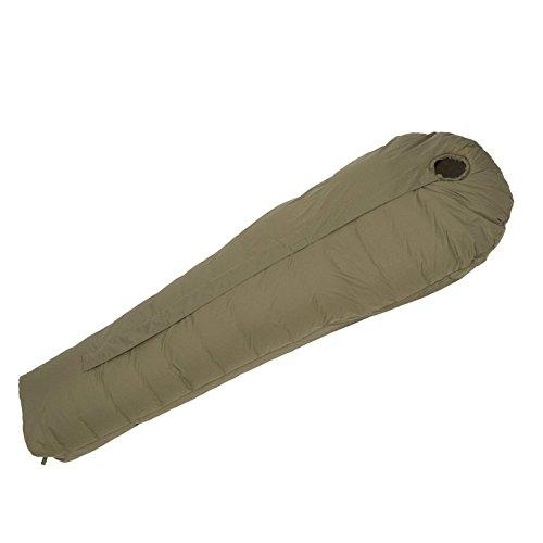 Eberlestock Reveille Sleeping Bag w/G Loft Insulation, Long Length, Dry Earth