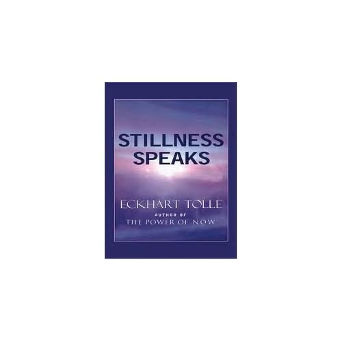 Stillness Speaks (Walker Large Print Books) Eckhart Tolle