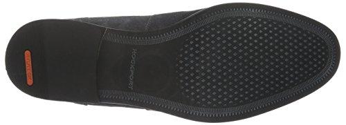 Rockport Birch Lake Blucher, Zapatos de Cordones Derby para Hombre Gris