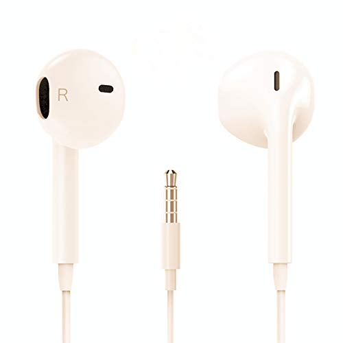 Lighting to 3.5mm Headphones/Earbuds Jack Adapter Aux Cable Earphones/Headsets...