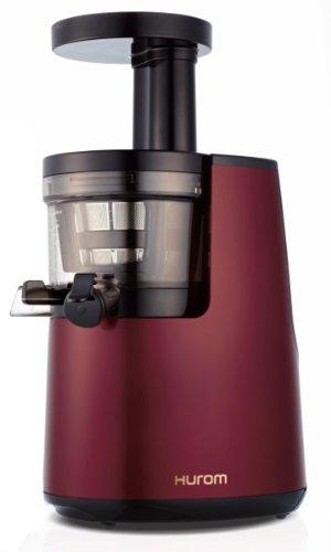 Hurom DBE 11 HH Serie 2 - Licuadora (última versión) rojo: Amazon ...