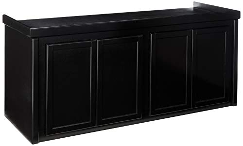 R&J Enterprises ARJ00514 Birch Wood Aquarium Cabinet Stand, 72 by 24-Inch, - Aquarium 180 Gallon