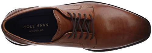 Cole Haan Mens Dawes Grand Plain Toe Oxford Britse Tan