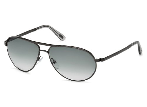 TOM FORD Marko TF 144 Sunglasses TF144 Black 08B - Aviator Tom Ford