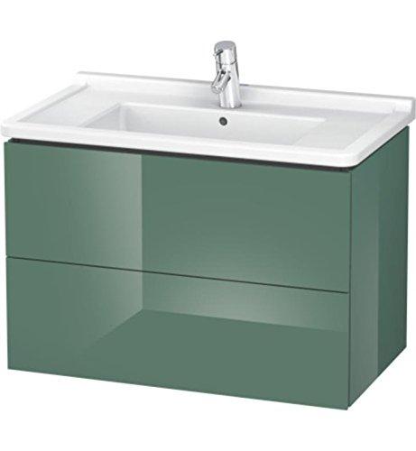 Vanity Duravit Unit (Duravit LC626501818 - Vanity unit L-Cube f. Starck 3 558x820x469, White Matt)