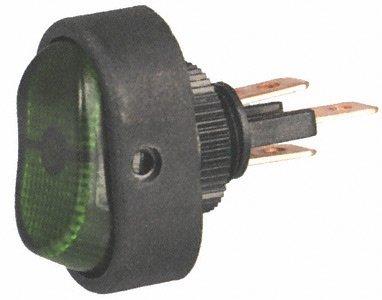 HELLA H61922001 Switch Rocker SPST LED Amber