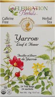 Yarrow feuille et la fleur 24 sacs