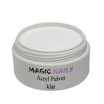 Magic Items 180 Gramm Acryl - Pulver klar Studio Qualität