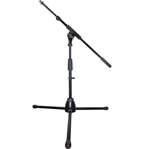 Talent MS-3 Low Profile Tripod Mic Stand w/Telescopic ()