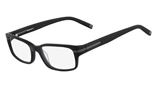 Eyeglasses MARCHON M-HOUSTON 002 MATTE BLACK