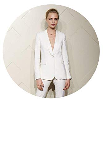 New 2019 Ladies Pants Suits Custom Made Slim Fit Elegant, used for sale  Delivered anywhere in USA