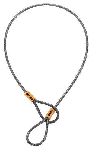 Lock Not Included ONGUARD Akita 5045 Bicycle Security Cable