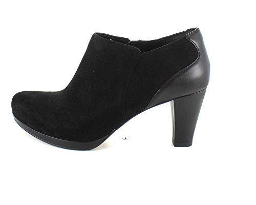 Clarks Chorus True Womens Dress Booties Black Suede 9 buy cheap how much low shipping fee cheap online 2014 cheap sale authentic cheap price cheap for nice jzBZq6Iar