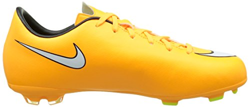 Nike Nike Mercurial Victory V FG JUNIOR - Zapatillas de fútbol Unisex adulto Multicolor (Yellow/Black)