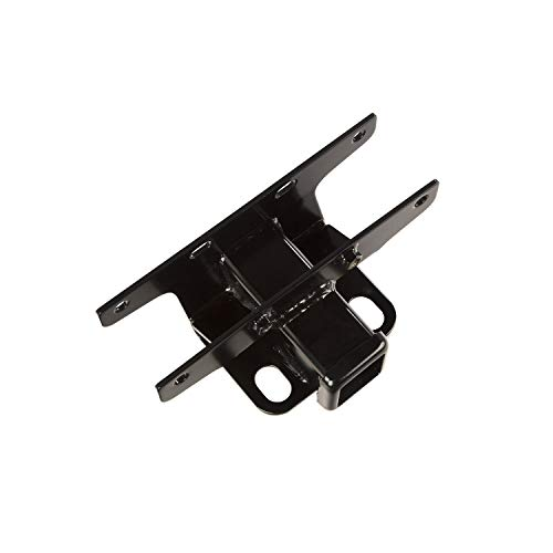 Rugged Ridge 11580.11 Receiver Hitch, 2 Inch 2018 Jeep Wrangler ()