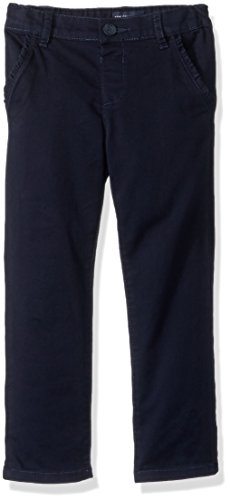 The Children's Place Girls' U SKINNY PANT, TIDAL, 4T (Pants Uniform Girls Navy Blue)