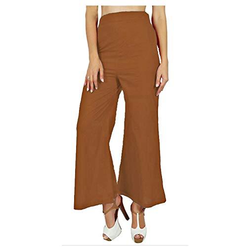 Pantaloni Brown Papaval Papaval Pantaloni Donna wBO0OPq