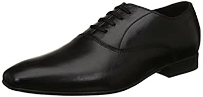 Ruosh Black Formal Shoes For Men, 42 EU