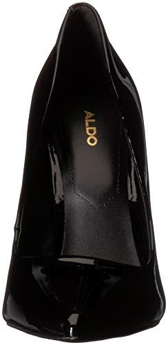 Black Aldo Patent Women's Aldo Women's Ux7Uv0
