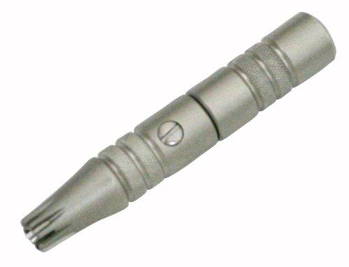 Platinum Ohr und Nasenhaartrimmer Der kleinste Nasen- / Ohrhaarklipper zur Welt - und er jobbt ohne Batterien! (Amazon-Produktseite anzeigen)