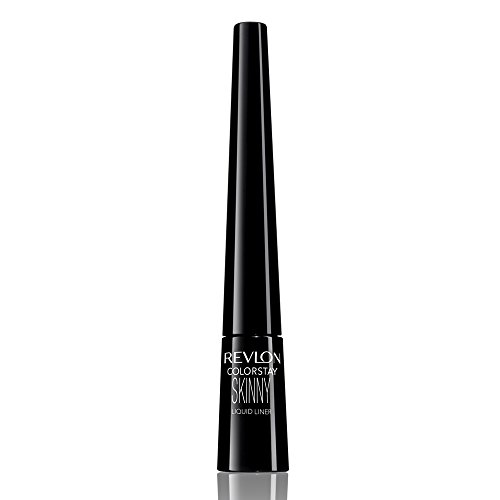 (Revlon ColorStay Skinny Liquid Eyeliner, Black Out)