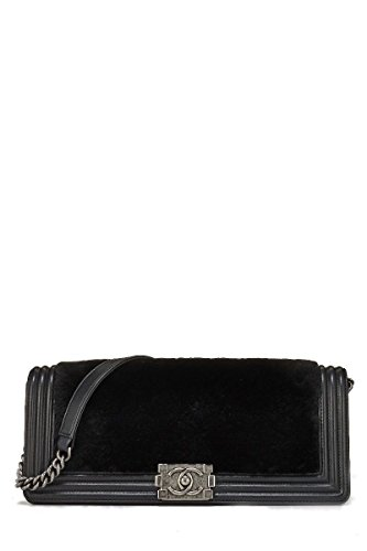 Chanel Black Handbag - 3