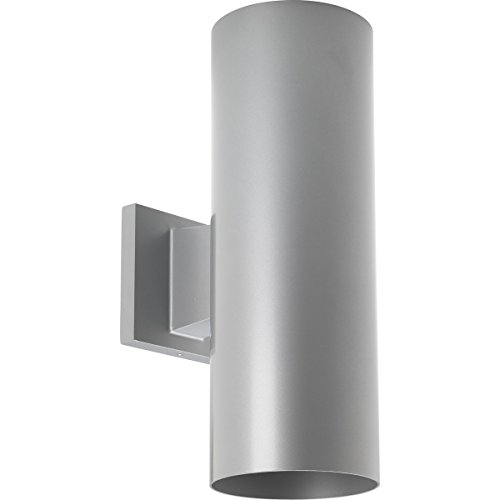 Progress Lighting P5675-82 Wall Cylinder Outdoor Light, PAR 30, 5