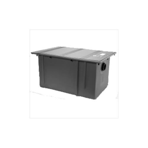 Zurn GT2702-10 Polyethylene Grease Trap 10 Gallons Per Mi...
