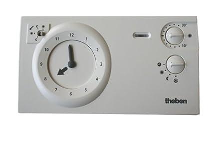 Theben THB7840051 - Termostato analógico