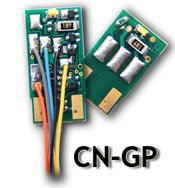 N Decoder, Classic locomotives CN-GP/4-Function 1A