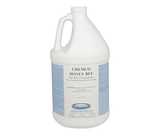 Odor Eliminator - Honey Bee - Industrial Strength Odor Eliminator - 4x1 Gallons/Case