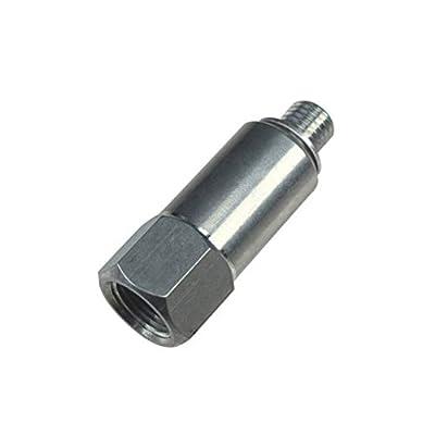 ICT Billet LS Engine Swap M12 1.5 Adapter to 3/8 NPT Extended Length Coolant Temperature Sensor Adapter Water LS Engine Swap LS1 LS3 LS2 LQ4 LQ9 LS6 L92 L99 L33 LR4 551179L: Automotive