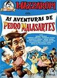 As Aventuras de Pedro Malazartes (1960) - Mazzaropi / Genny Prado / Dorinha Duval
