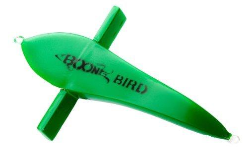 ブーンUnrigged鳥ティーザー、グリーン、9 1 / 2インチbyブーン B013XRD4NG