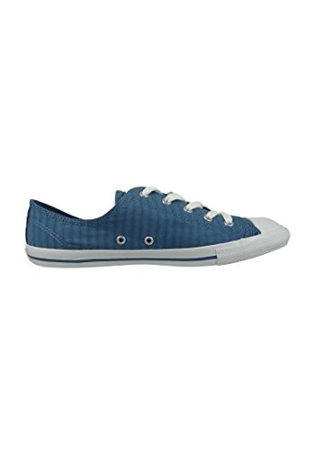 Zapatillas Converse All Star Dainty Ox (Blue Coast/White) Blue Coast/White
