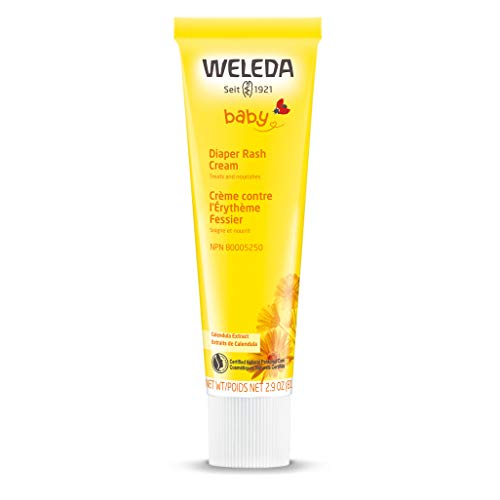 Weleda Diaper Rash Cream, 2.9 Ounce (Best Natural Baby Cream)