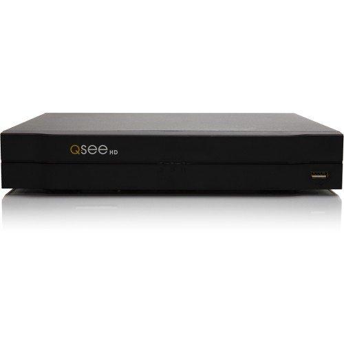 q-seeビデオ監視システム – デジタルビデオレコーダー、カメラ – 2 TBハードドライブ B07DFKQL78