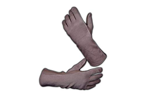 Nomex Flight Gloves Military Flight Gloves Nomex Gloves Olive drab Best Leather Aviator Gloves and Pilot Gloves Nomex for Leather Flight Deck Gloves and Gloves (9 (Long), Tan)