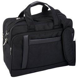 Maxam New Nylon Expandable Briefcase/Computer Bag, 16\