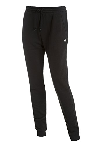 Layer 8 Men's Performance Fleece Athletic Jogger Pant (Large, Black)