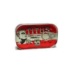 Titus Sardines - Pack of 10