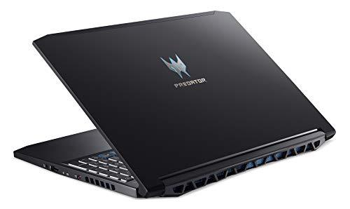 Acer Predator Triton 300 PT315-51 2019 15.6-inch Gaming Laptop (9th Gen Core i7 9750H/16GB/1TB HDD + 256GB SSD/Windows… - - Laptops4Review