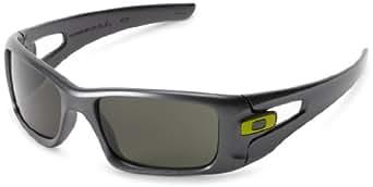 Oakley Crankcase OO9165-14 Sport Sunglasses,Steel,55 mm